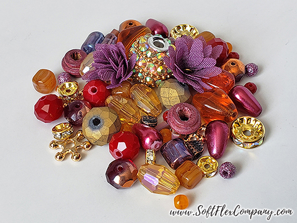 Tucson Sunset Bead Mix